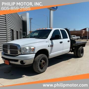2009 Dodge Ram Pickup 3500 for sale at Philip Motor Inc in Philip SD