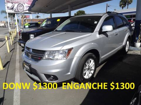 2013 Dodge Journey for sale at PACIFICO AUTO SALES in Santa Ana CA