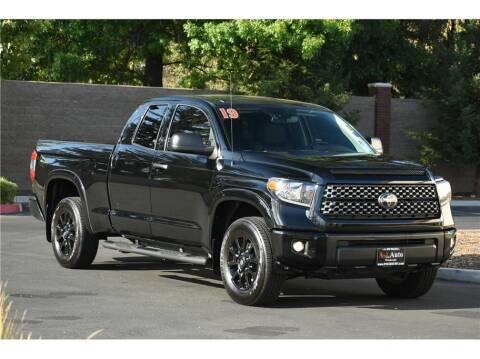 2019 Toyota Tundra for sale at A-1 Auto Wholesale in Sacramento CA