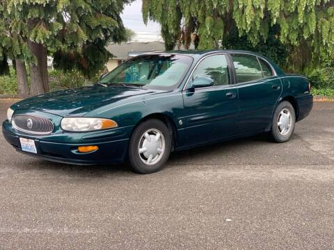 2000 Buick LeSabre for sale at Q Motors in Lakewood WA