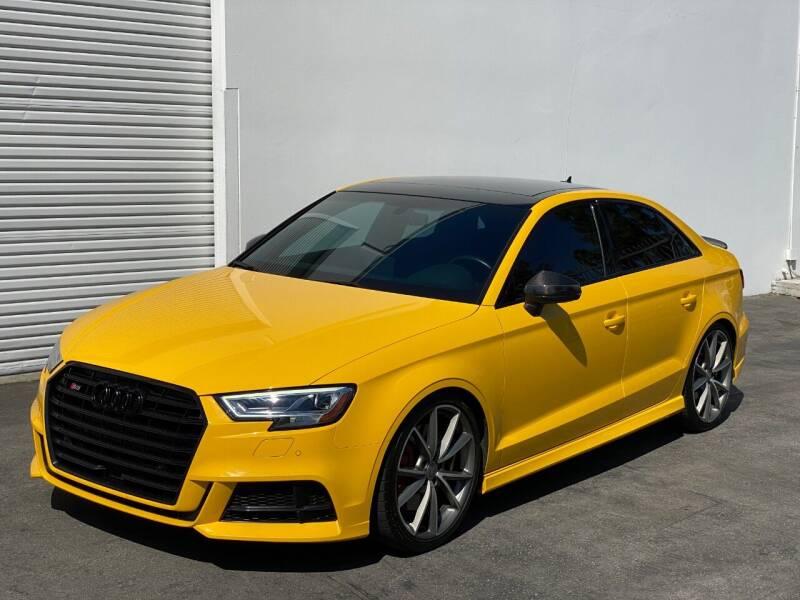 2017 Audi S3 for sale at Corsa Exotics Inc in Montebello CA