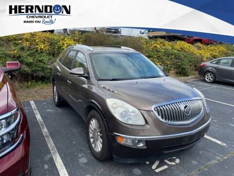 2008 Buick Enclave for sale at Herndon Chevrolet in Lexington SC