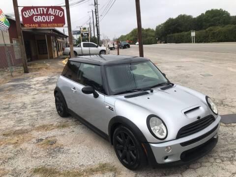 2003 MINI Cooper for sale at Quality Auto Group in San Antonio TX
