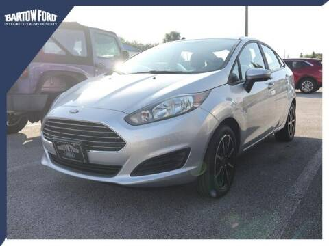 2018 Ford Fiesta for sale at BARTOW FORD CO. in Bartow FL