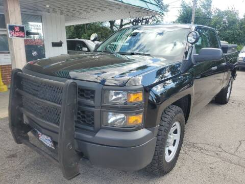 2015 Chevrolet Silverado 1500 for sale at New Wheels in Glendale Heights IL