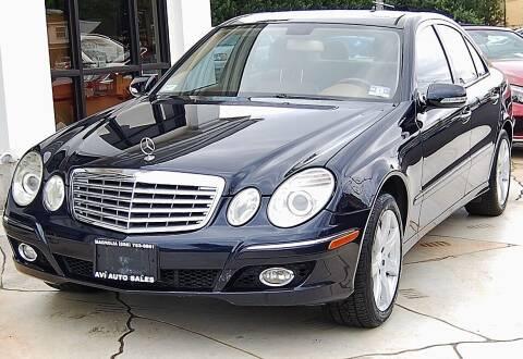 2008 Mercedes-Benz E-Class for sale at Avi Auto Sales Inc in Magnolia NJ
