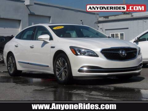 2017 Buick LaCrosse for sale at ANYONERIDES.COM in Kingsville MD