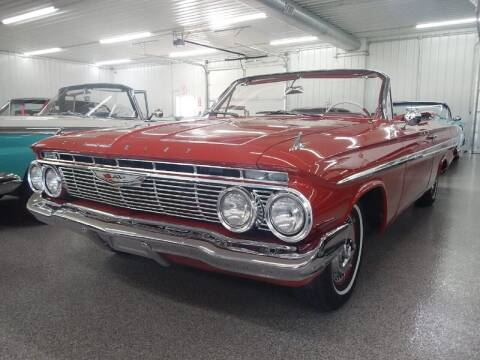 1961 Chevrolet Impala for sale at Custom Rods and Muscle in Celina OH