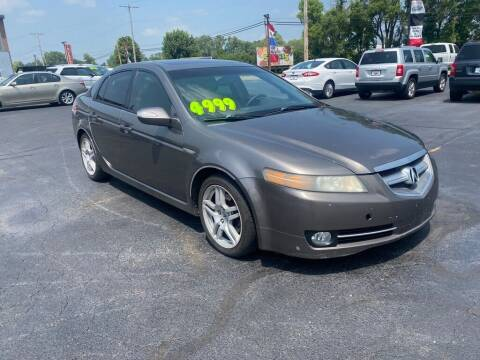2008 Acura TL for sale at Used Car Factory Sales & Service Troy in Troy OH