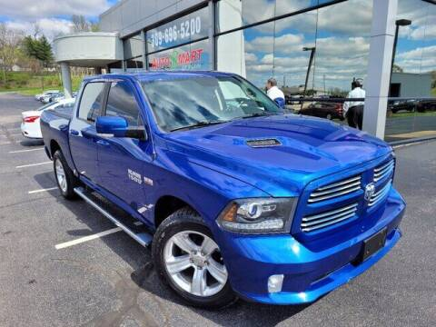 2014 RAM Ram Pickup 1500 for sale at Auto Smart of Pekin in Pekin IL