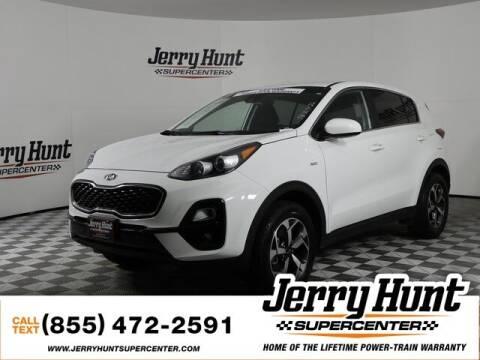 2020 Kia Sportage for sale at Jerry Hunt Supercenter in Lexington NC