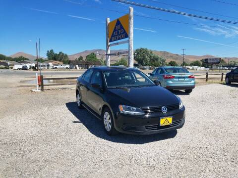 2014 Volkswagen Jetta for sale at Auto Depot in Carson City NV