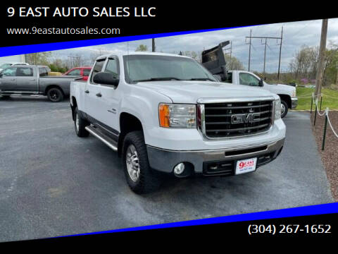 2009 GMC Sierra 2500HD for sale at 9 EAST AUTO SALES LLC in Martinsburg WV