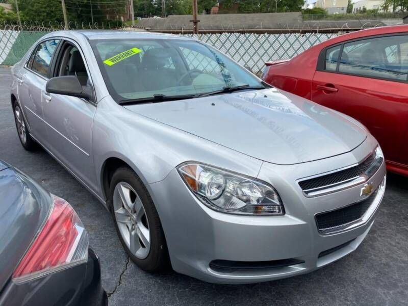 2010 Chevrolet Malibu for sale at Wilkinson Used Cars in Milledgeville GA