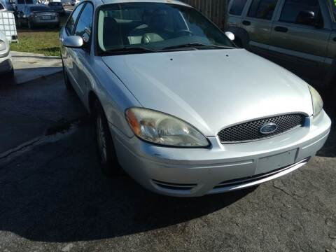 2004 Ford Taurus for sale at Autos by Tom in Largo FL