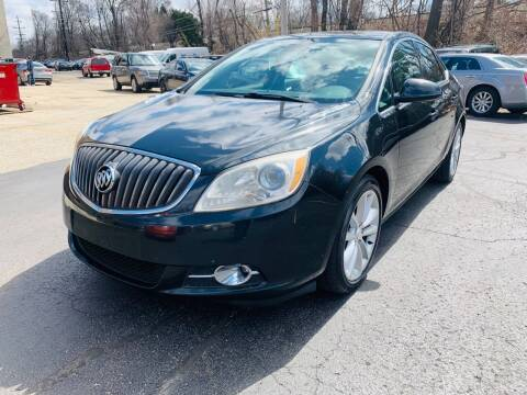 2013 Buick Verano for sale at Quality Auto Sales And Service Inc in Westchester IL