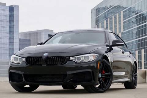2015 BMW 4 Series for sale at JD MOTORS in Austin TX