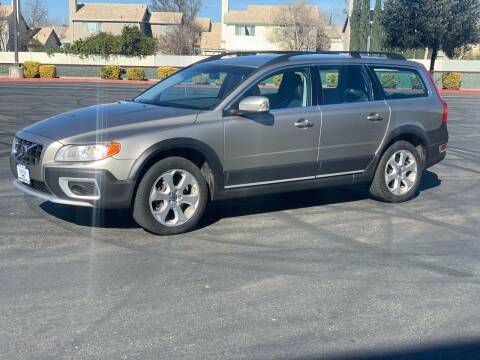 2011 Volvo XC70 for sale at Integrity Motorz, LLC in Tracy CA