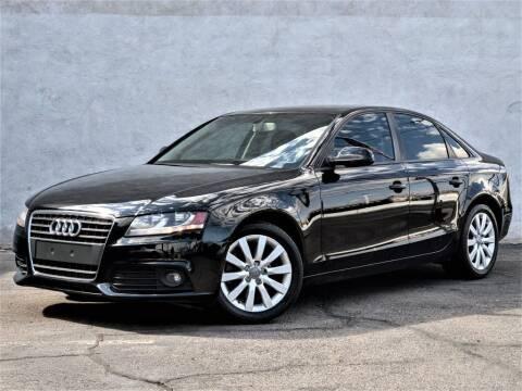 2012 Audi A4 for sale at Divine Motors in Las Vegas NV