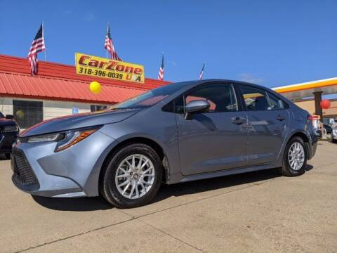 2020 Toyota Corolla for sale at CarZoneUSA in West Monroe LA