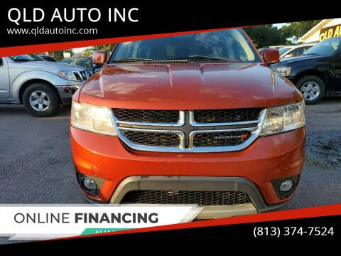 2014 Dodge Journey for sale at QLD AUTO INC in Tampa FL