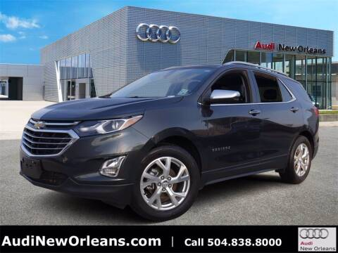 2018 Chevrolet Equinox for sale at Metairie Preowned Superstore in Metairie LA
