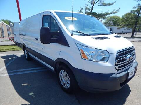 2015 Ford Transit Cargo for sale at Vail Automotive in Norfolk VA