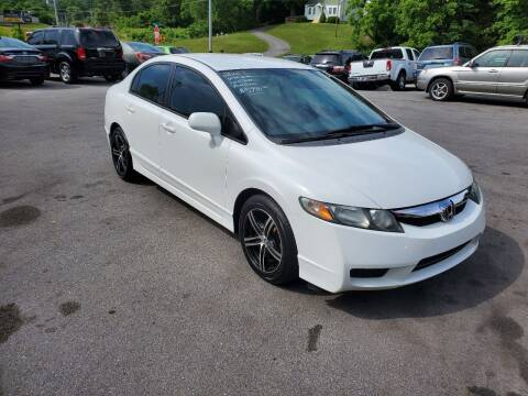 2010 Honda Civic for sale at DISCOUNT AUTO SALES in Johnson City TN