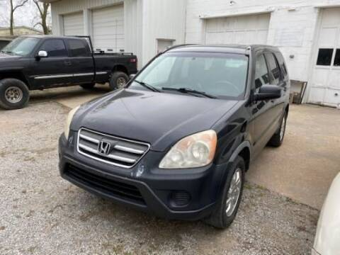 2006 Honda CR-V for sale at Car Solutions llc in Augusta KS