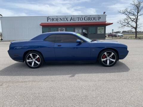 2010 Dodge Challenger for sale at PHOENIX AUTO GROUP in Belton TX
