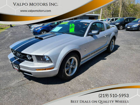 2006 Ford Mustang for sale at Valpo Motors Inc. in Valparaiso IN