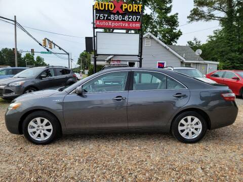 2009 Toyota Camry Hybrid for sale at Autoxport in Newport News VA