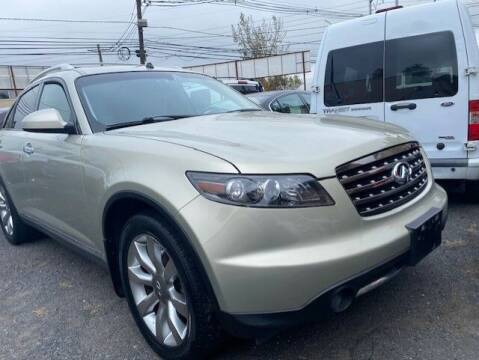 2008 Infiniti FX35 for sale at Auto Legend Inc in Linden NJ