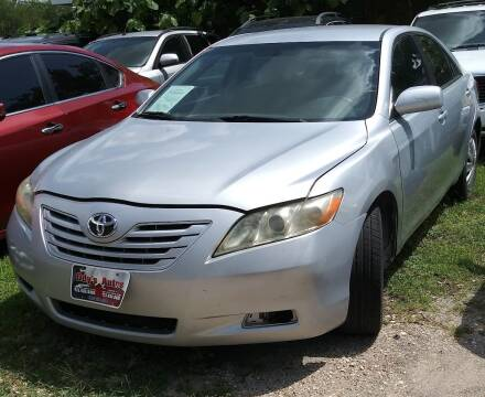 2007 Toyota Camry for sale at Ody's Autos in Houston TX
