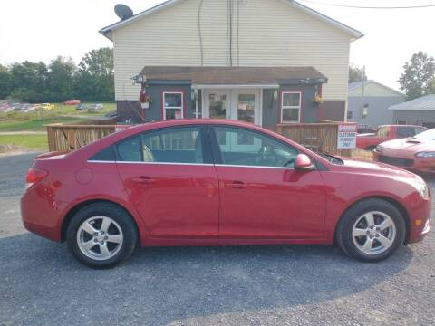 2011 Chevrolet Cruze for sale at PENWAY AUTOMOTIVE in Chambersburg PA