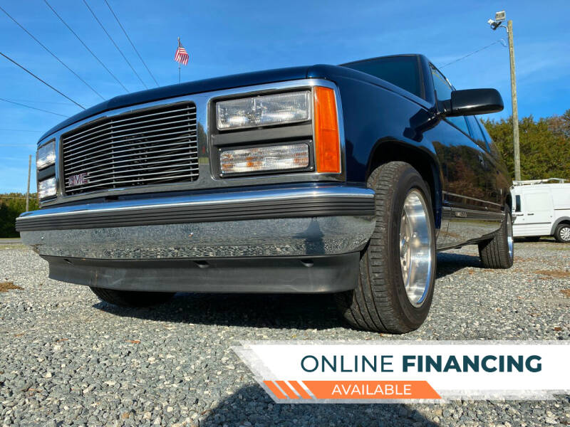 1993 GMC Suburban for sale at Prime One Inc in Walkertown NC