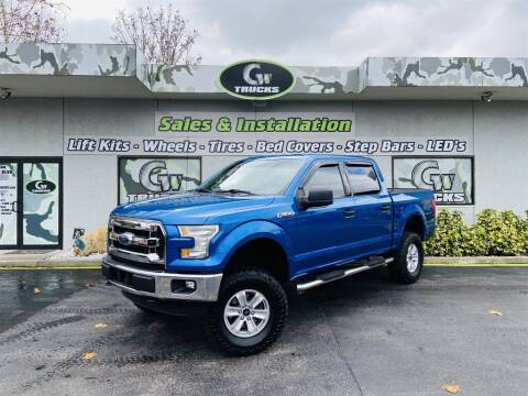 2015 Ford F-150 for sale at Greenway Auto Sales in Jacksonville FL