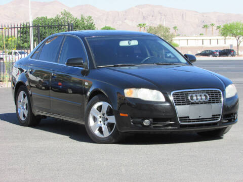 2006 Audi A4 for sale at Best Auto Buy in Las Vegas NV