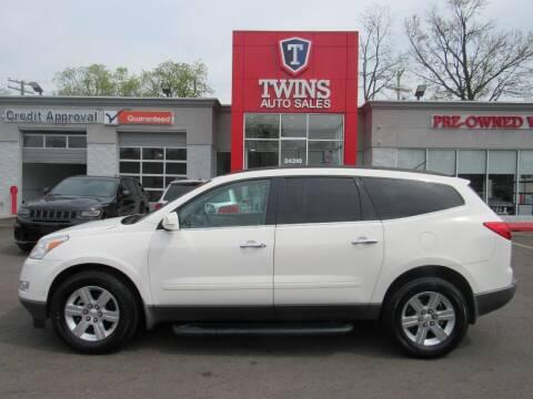 2010 Chevrolet Traverse for sale at Twins Auto Sales Inc in Detroit MI