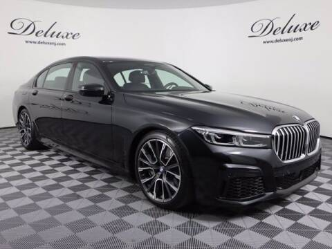 2020 BMW 7 Series for sale at DeluxeNJ.com in Linden NJ