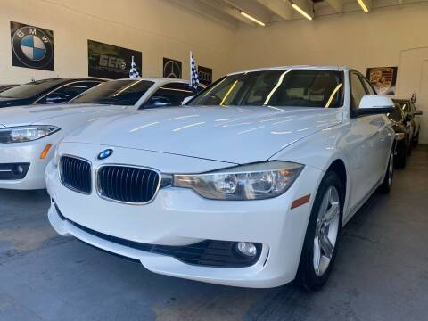 2014 BMW 3 Series for sale at GCR MOTORSPORTS in Hollywood FL