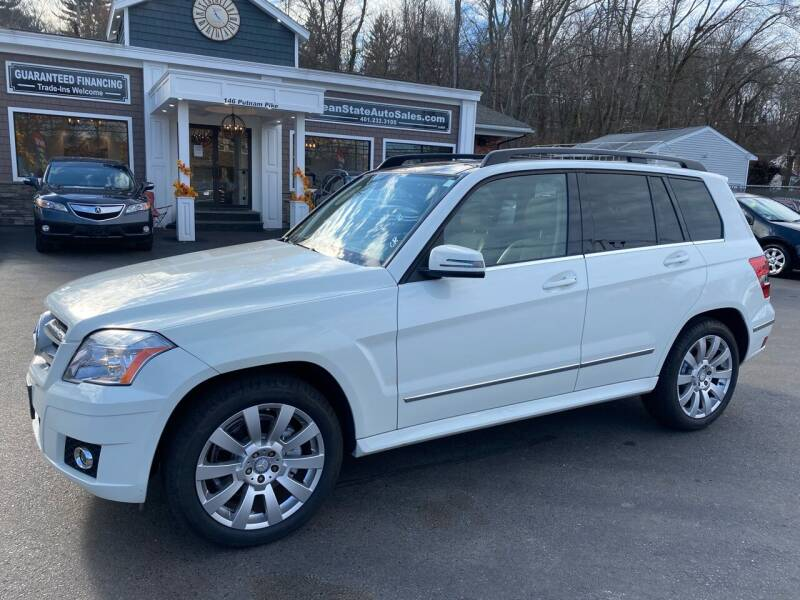 2012 Mercedes-Benz GLK for sale at Ocean State Auto Sales in Johnston RI