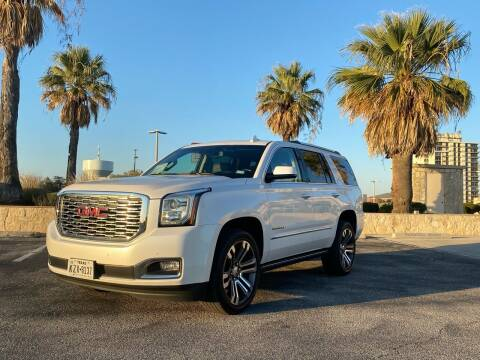 2019 GMC Yukon for sale at Motorcars Group Management - Bud Johnson Motor Co in San Antonio TX