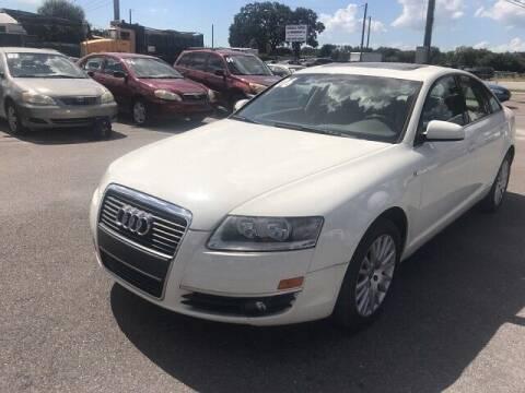2006 Audi A6 for sale at Cartina in Tampa FL