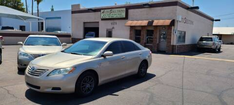 2007 Toyota Camry for sale at Auto Solutions in Mesa AZ