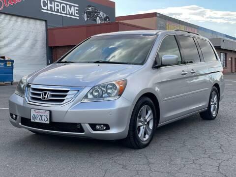 2010 Honda Odyssey for sale at California Auto Deals in Sacramento CA