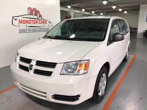 2010 Dodge Grand Caravan for sale at Monster Cars in Pompano Beach FL
