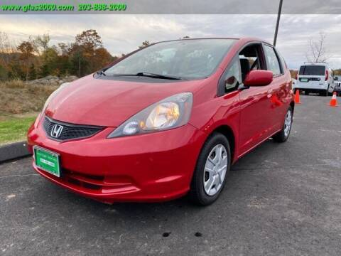 2012 Honda Fit for sale at Green Light Auto Sales LLC in Bethany CT