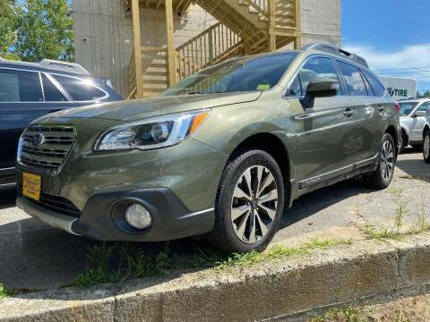 2015 Subaru Outback for sale at NORTHEAST IMPORTS LLC in South Portland ME