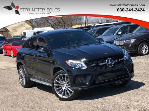 2019 Mercedes-Benz GLE for sale at Star Motor Sales in Downers Grove IL